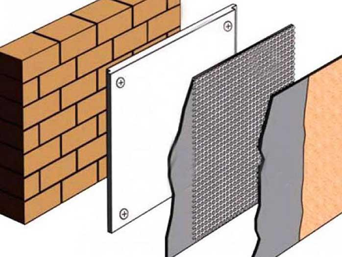 Tường cách âm phổ biến trong các công trình cần không gian yên tĩnh