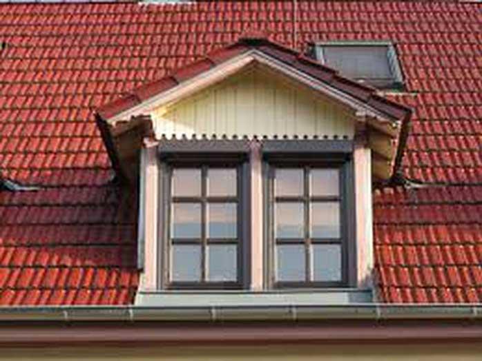 Chống nóng cho tầng áp mái bằng cách thiết kế cửa sổ mái phụ