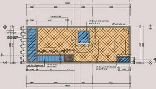 Tư vấn thiết kế nhà ống 3 tầng đẹp và tiết kiệm chi phí